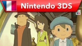 Professeur Layton et l'héritage des Aslantes - Bande-annonce (Nintendo 3DS)