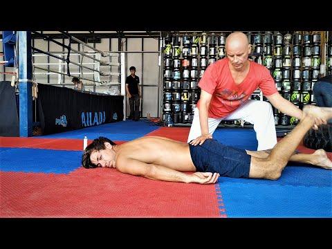 yoga stretch massage part 13  youtube