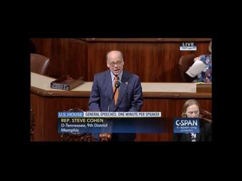 Congressman Cohen Reacts to Jeff Sessions' Speech in Memphis