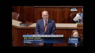 Congressman Cohen Reacts to Jeff Sessions