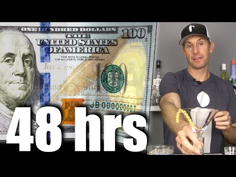 HOW TO BECOME A BARTENDER IN 48 HOURS - Bartending101