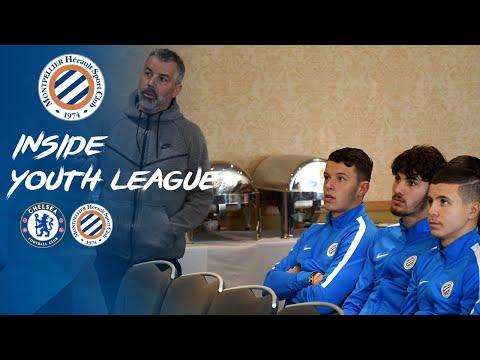 Youth League : INSIDE du déplacement à Londres ! (Chelsea-MHSC)