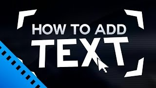 Vegas 14! It finally released! In this video I'll be showing you how to add text to your video. I us.