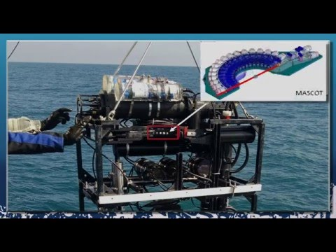 Mike Twardowski 3/9/16 Remarkable Technologies Used to Explore the Ocean