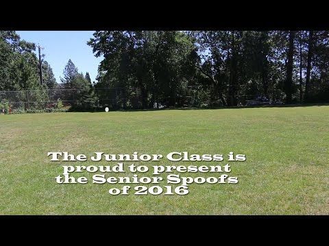 2016 PAA Senior Spoofs
