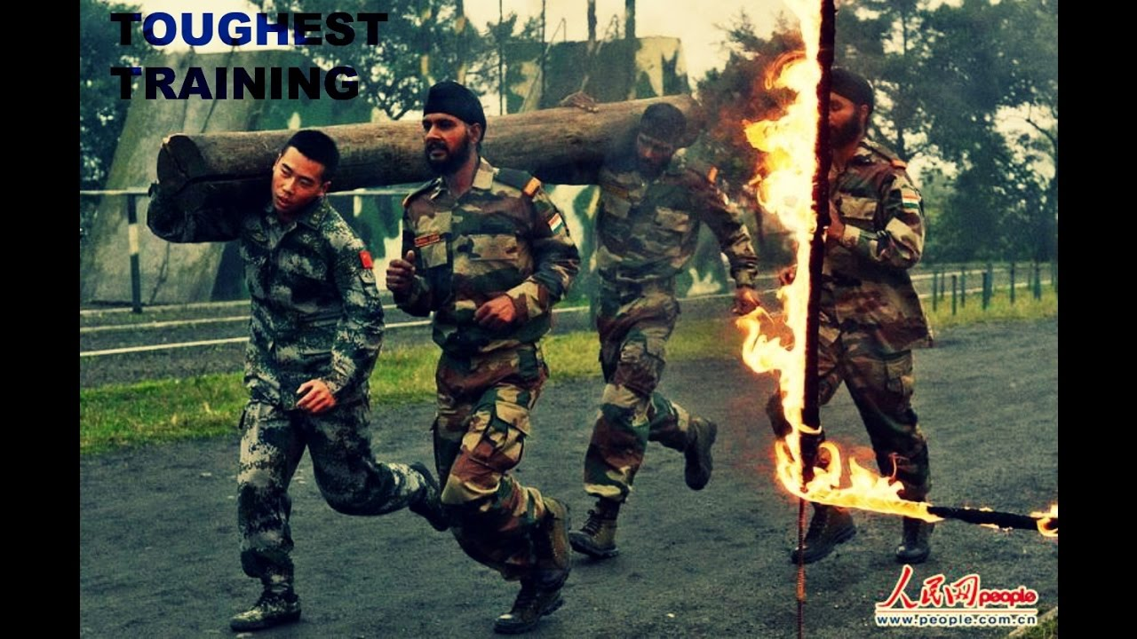 Indian Armed Forces Toughest Training !! No One can Survive !!