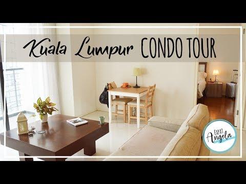Kuala Lumpur Condo Tour Vlog  |  Malaysia Expat Life @ 157 Hampshire Place