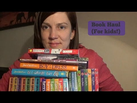 Book Haul: Children's Books