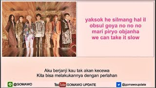 Download Video Easy Lyric SUPER JUNIOR - LO SIENTO by GOMAWO [Indo Sub] MP3 3GP MP4