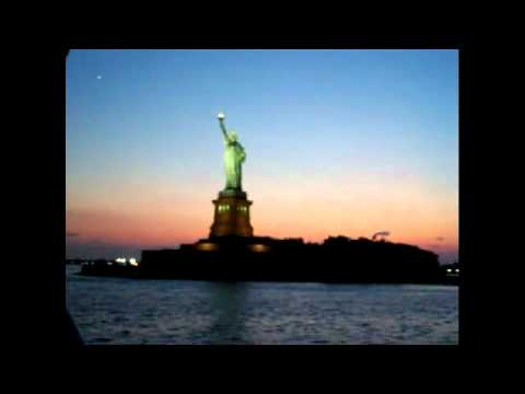 Statue of Liberty boat charter New York Long Island Sound