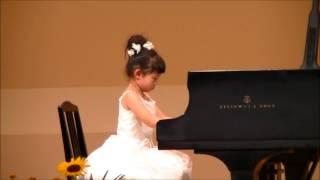 2013カワイ音楽教室ピアノ発表会.