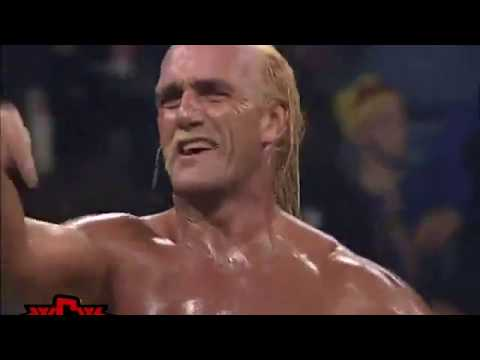Hulk Hogan Vs Ric Flair - Mr T & Muhammad Ali -  Sting - EPIC WCW! + Sherris Ass!
