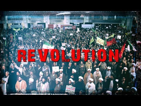 Iran Color Revolution & Liberty In America