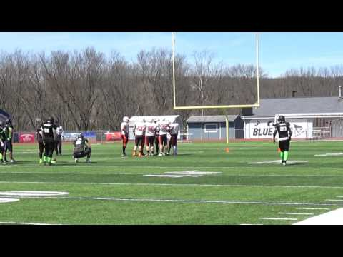 WEEK 4 - Columbia County Phantoms vs Mifflin County Tomahawks - 04/08/17
