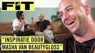 JayJay Boske over het helpen van FAMKE LOUISE, Louboutins van BOEF en BEAUTYGLOSS | MTV Fit Sit Down