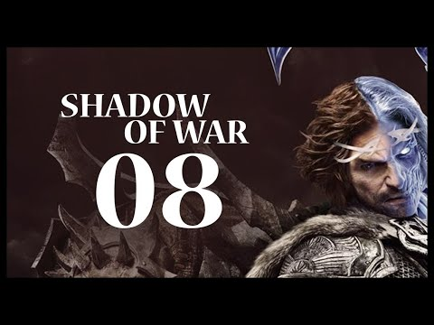 Middle-earth: Shadow of War Gameplay Walkthrough Let's Play Part 8 (TRAITOR'S GATE)