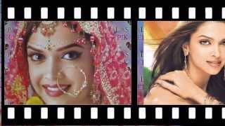 Kudrat ka kanoon 1990 ho mukhda chand tukda bollywood hindi romantic melodious 90's rare songs my favourite alka yagnik song...deepika mix