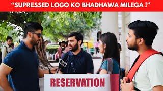Reservation In India, Good Or Bad?   Public Hai Ye Sab Janti hai   JM #Jeheranium
