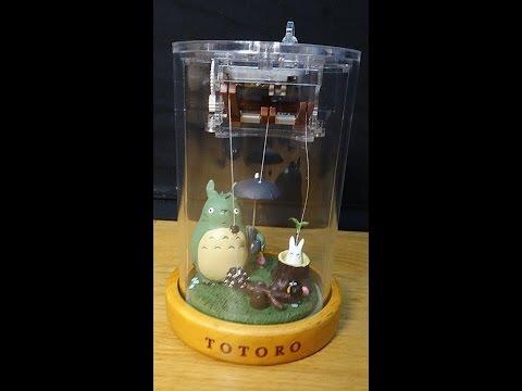 Studio Ghibli Music Box My Neighbor Totoro