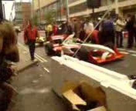A1 Grand Prix Manchester