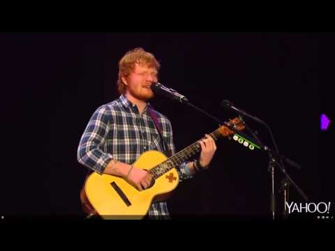 Ed Sheeran - Lego House (Live Rock In Rio 2015)