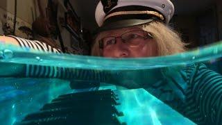 Heute bin ich Kapitän - Seemannslied selbstgemacht - Tyros 4