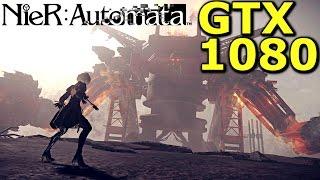 NieR: Automata | PC Gameplay 1440p | GTX 1080