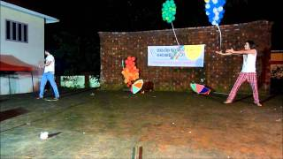 Team work of chennai dost in kerala queer pride 2011