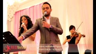 When God Made You - Newsong & Natalie Grant (Cover) Red Velvet Entertainment Live at JS Luwansa