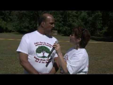 STROKE /Aphasia Awareness-  Author / Performer ReneMarie interviews Mark McEwen Author Newscaster !