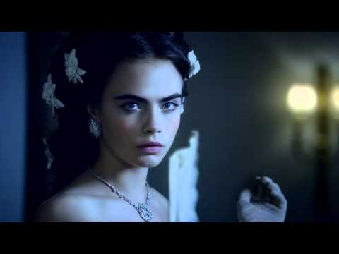 Teaser: Chanel - Cara Delevingne and Pharrell Williams as Empress Sisi and Emperor Franz Joseph