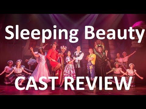 Cast Sleeping Beauty REVIEW Carriageworks Leeds Myra Dubois, Jez Edwards, Steven Woodcock