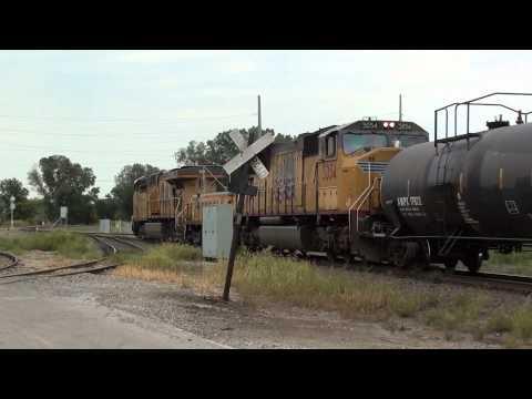 Yard Slug UPY 924!!! on UP MKC-AS Southwest Junction Kansas City, MO