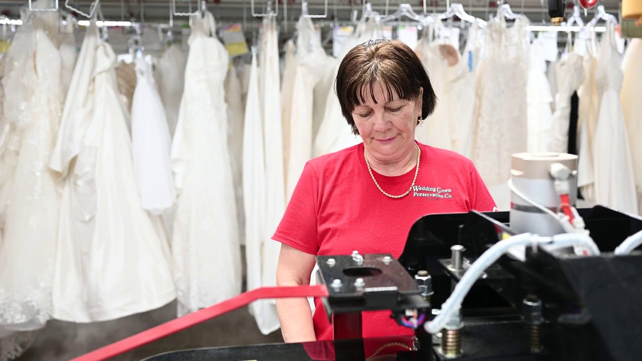 Wedding Dress Preservation Wedding Gown Preservation Trusted