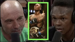 Israel Adesanya on Becoming Champion | Joe Rogan