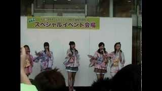 サマ☆スタオーディション08in浦和PARCO メンバー 高城れに 和川未優 伊...