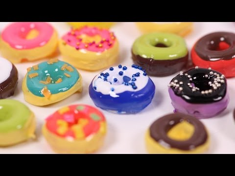 DIY Miniature Donuts