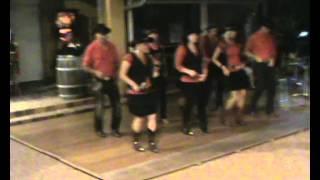 Démo REBEL DANCERS 40 au camping du Lac à Ondres 8 juillet 2012