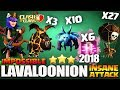 Gambar cover How to Lavaloonion TH10 Attack for 3 Star | Th10 Lavaloon | Th10 Best COC