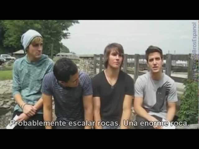 J-14 Entrevista a Big Time Rush (Traducido al Español) Videos De Viajes