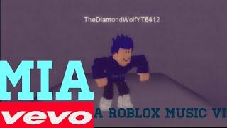 MIA | Drake & Bad Bunny| A Roblox Music Video