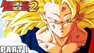 Dragon Ball Z: Raging Blast 2 - Lets Play (Part 1)