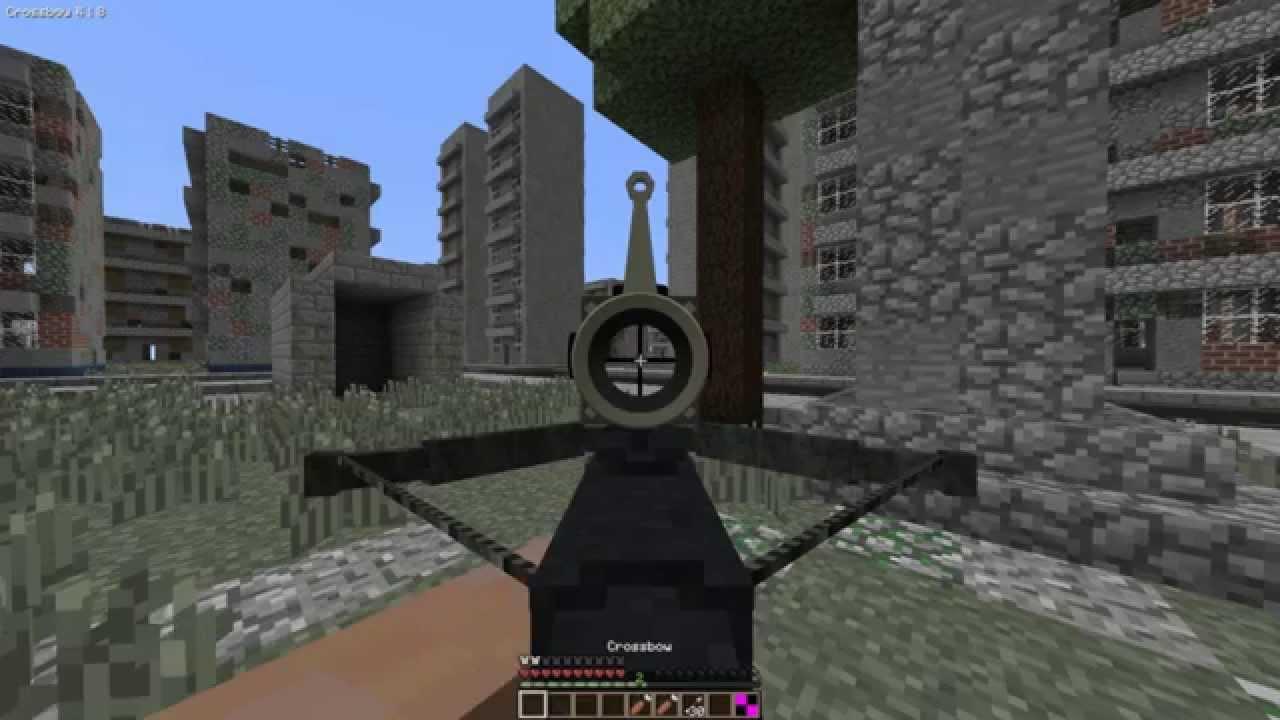 Мод Last Days - для Minecraft 1.7.10