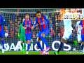 اغنية حبيبي برشلوني مع ابداع لاعبين برشلونة