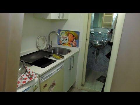 'Vivir' en un micropiso de tan solo 11 metros cuadrados en Madrid