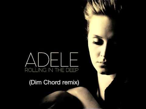 Adele - Rolling in the deep (Dim Chord bootleg)