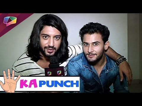 Ishqbaaaz brothers, Omkara and Rudra plays Paanch Ka Punch game