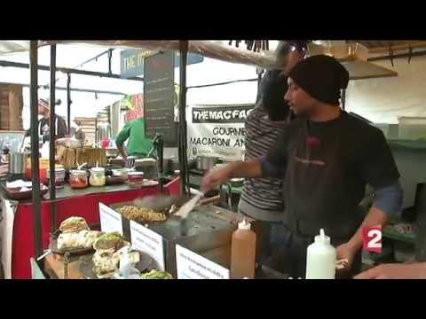 Les marchés de street food à Londres