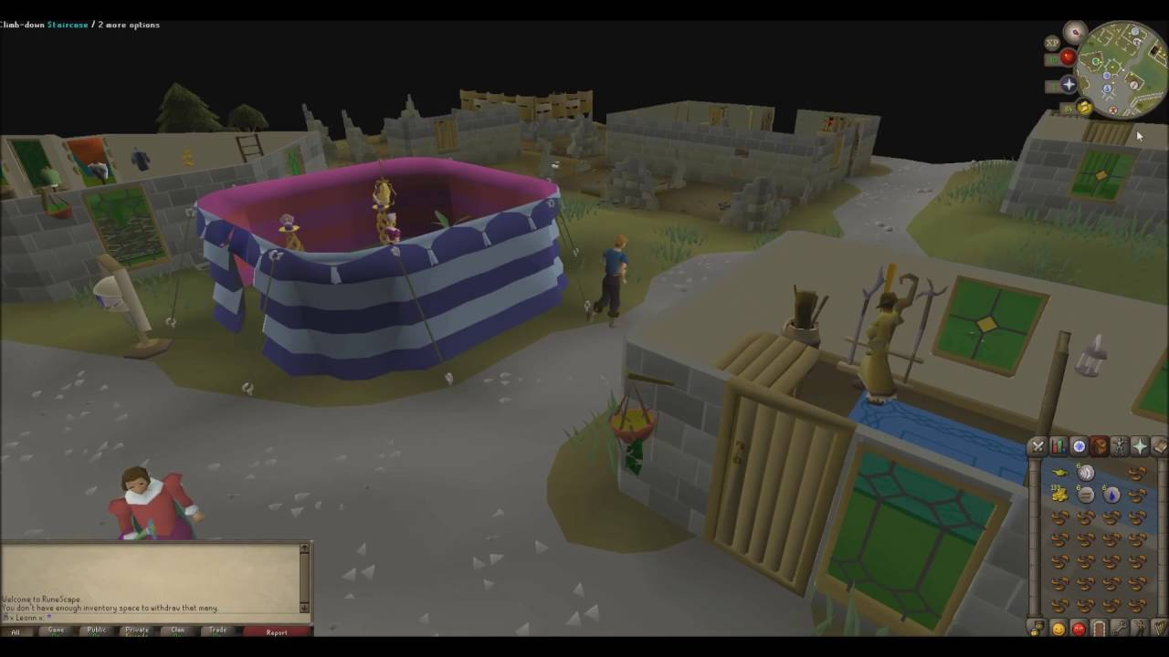 White outfit osrs