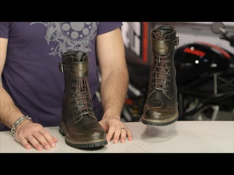 Stylmartin Rocket Boots Review At
